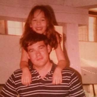 My Dad and I