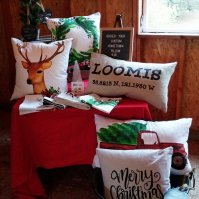 My Holiday Boutique booth